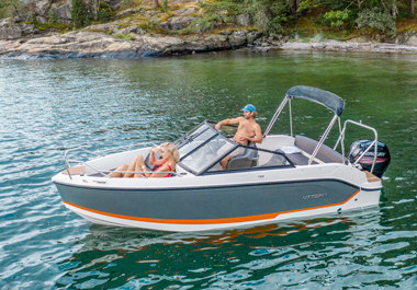 New Uttern T53: spontaneous, sporty, irresistible
