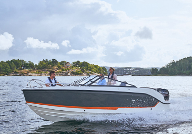 New Uttern T59: more space on board, more time on the water
